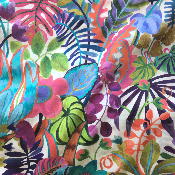 Jungle trip Liberty fabric