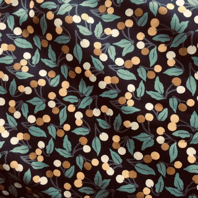 Liberty Cherry drop fabric