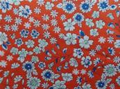 Ambre flowers fabric