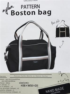 Patron sac Boston