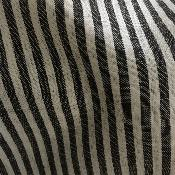Lin Harbour Stripe Charcoal