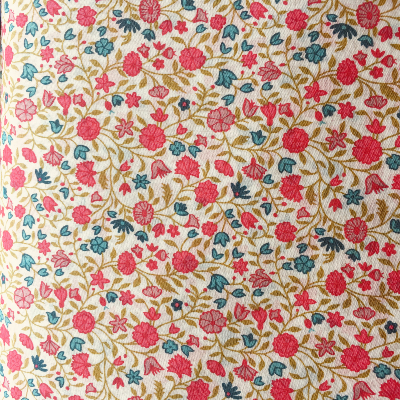 Liberty Queen's fabric