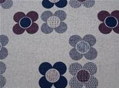 Tissu flowers collection chalkhill