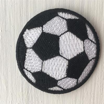 Motif thermocollant ballon de foot